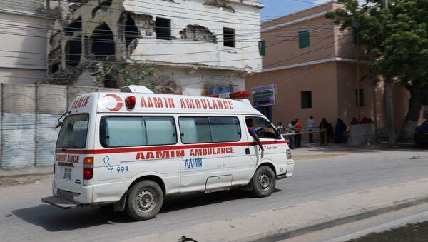 Ambulancia en Somalia (Archivo) - Sputnik Mundo
