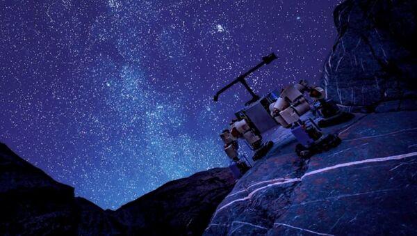 Robot LEMUR de la NASA - Sputnik Mundo