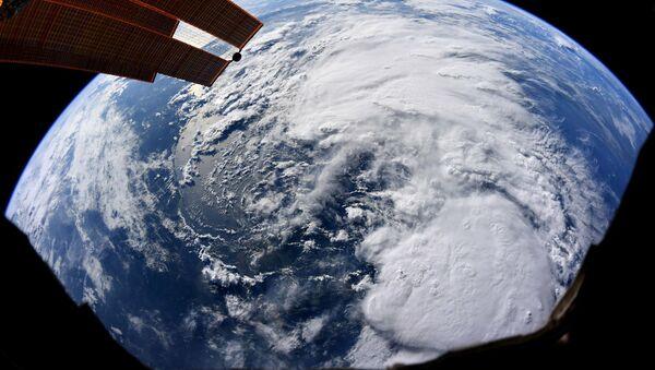 El huracán Barry  - Sputnik Mundo