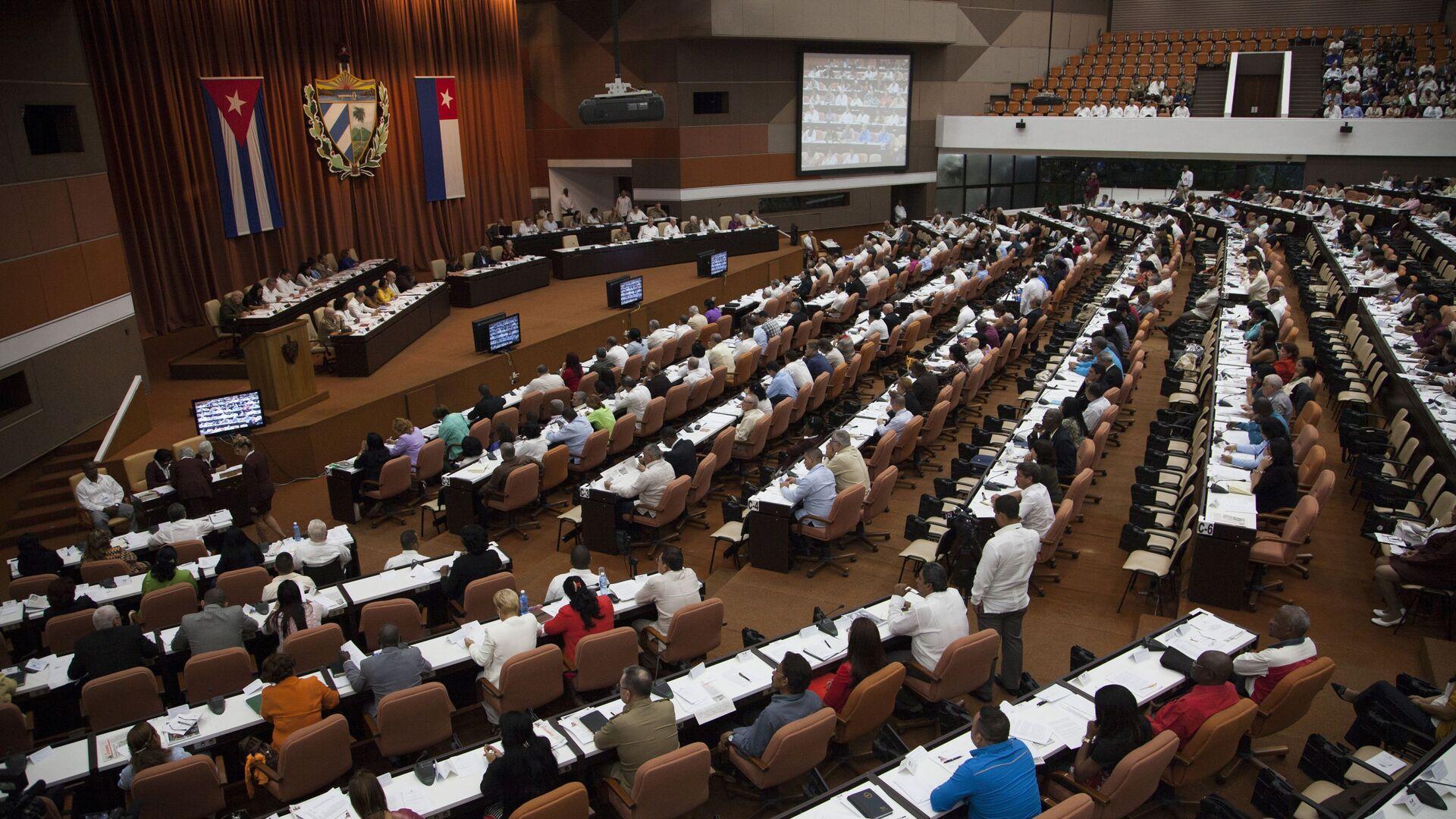 Asamblea Nacional del Poder Popular de Cuba - Sputnik Mundo, 1920, 24.06.2021