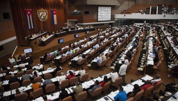 Asamblea Nacional del Poder Popular de Cuba - Sputnik Mundo