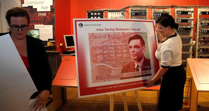El nuevo billete de 50 libras esterlinas