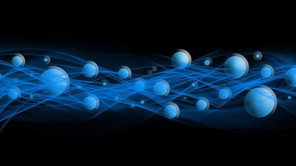 Las partículas (imagen ilustrativa) - Sputnik Mundo