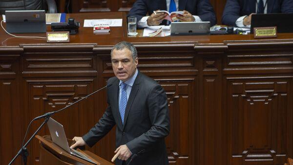 Salvador del Solar, primer ministro de Perú - Sputnik Mundo