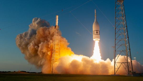 La cápsula Orion de la NASA despega desde Cabo Cañaveral el 2 de julio - Sputnik Mundo