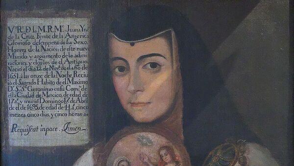 Sor Juana Inés de la Cruz - Sputnik Mundo