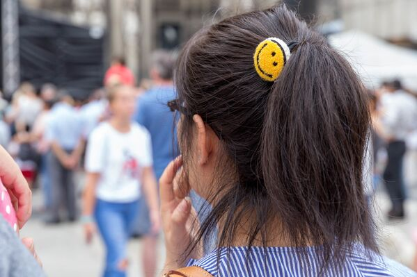 #WorldEmojiDay: celebramos el Día Internacional del Emoji  - Sputnik Mundo