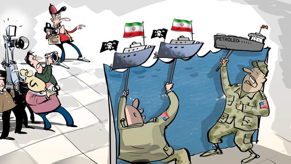 Las trampas occidentales contra Irán - Sputnik Mundo