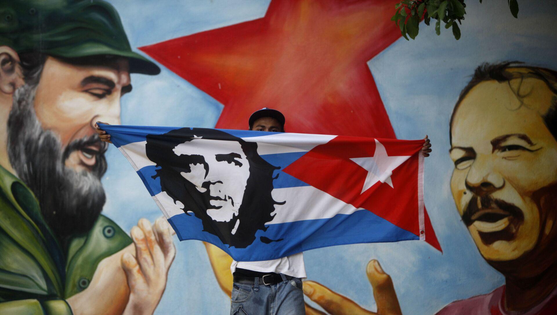 Cuba y Nicaragua - Sputnik Mundo, 1920, 18.07.2019