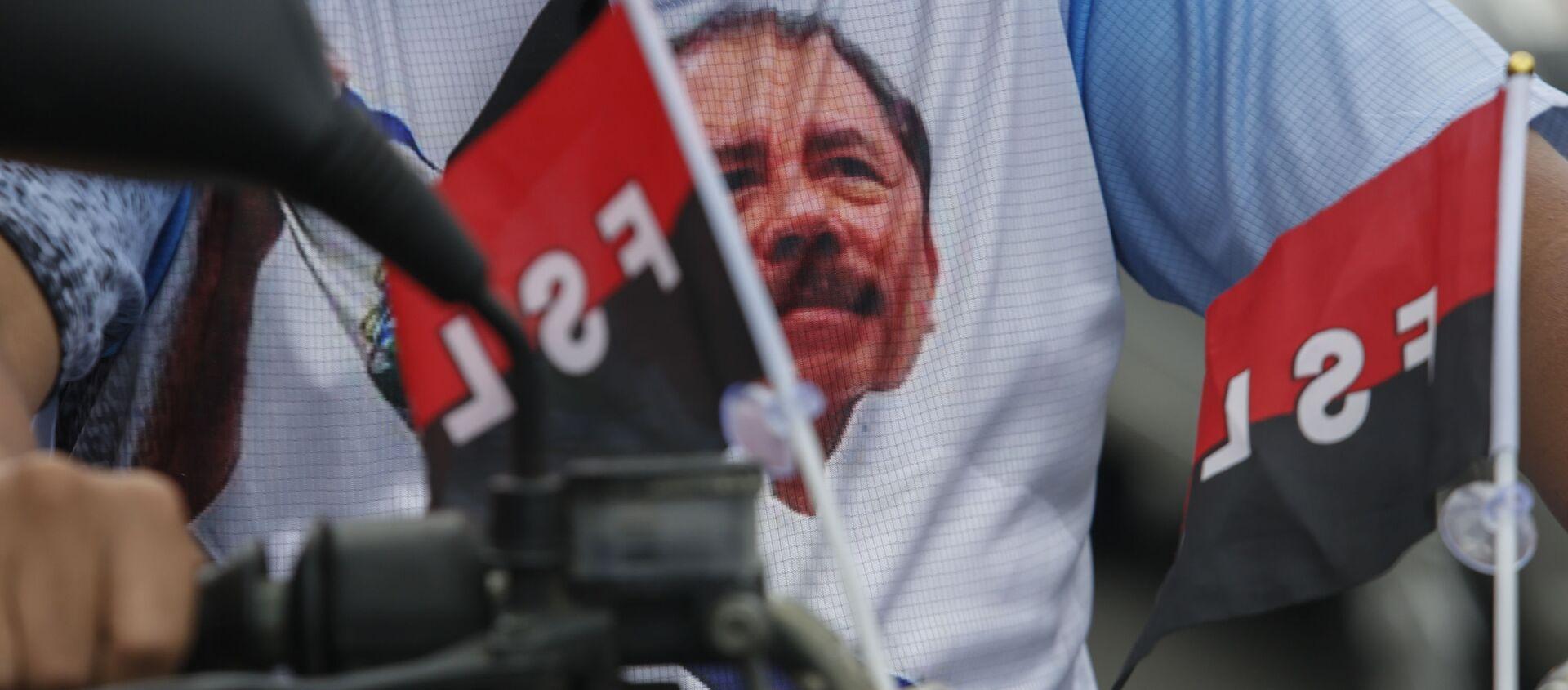 Celebración del 40 aniversario de la Revolución sandinista en Nicaragüa - Sputnik Mundo, 1920, 19.07.2019
