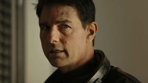 Tom Cruise en la película Top Gun 2 - Sputnik Mundo