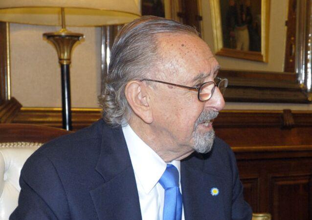 El arquitecto argentino César Pelli