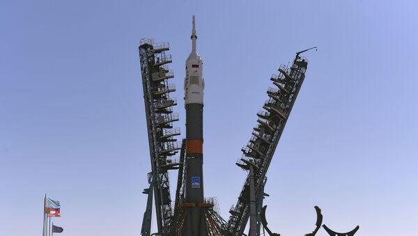 Soyuz MS-13 - Sputnik Mundo