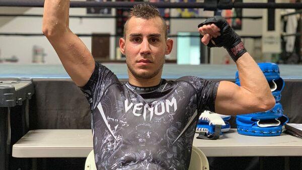 Maxim Dadáshev, boxeador ruso - Sputnik Mundo