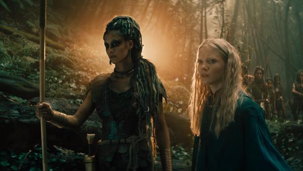 Escena de la serie de Netflix 'The Witcher' - Sputnik Mundo