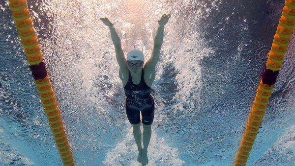 El Mundial de natación 2019 - Sputnik Mundo