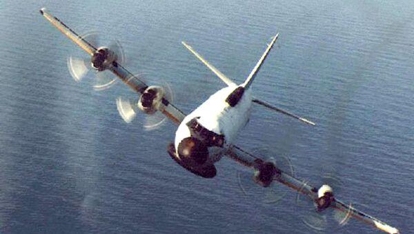 Un avión espía estadounidense EP-3 (archivo) - Sputnik Mundo