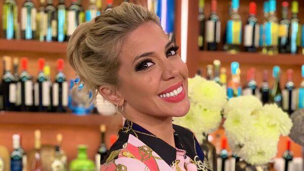 Virginia Gallardo, presentadora y bailarina argentina - Sputnik Mundo