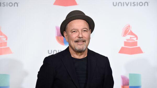 Rubén Blades, músico panameño  - Sputnik Mundo