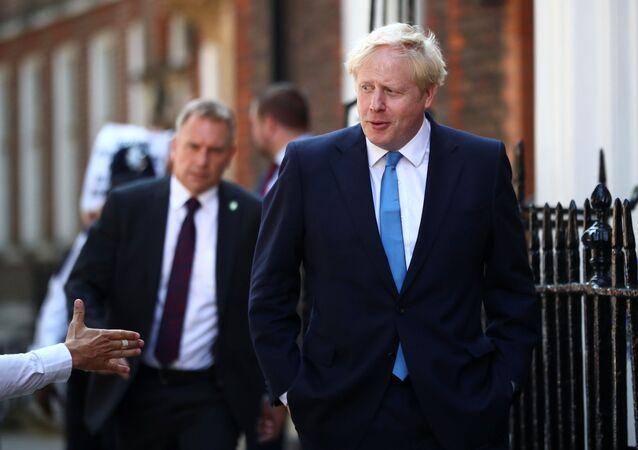 Boris Johnson, elegido primer ministro del Reino Unido