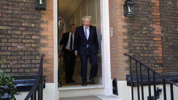 El futuro primer ministro británico, Boris Johnson - Sputnik Mundo
