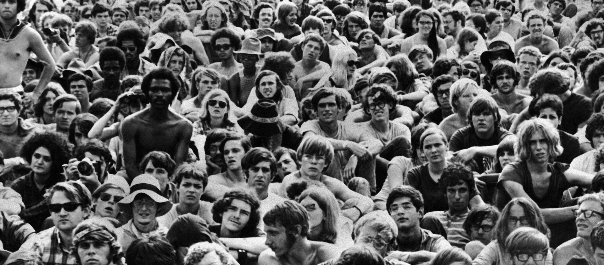 Festival de Woodstock en 1969 - Sputnik Mundo, 1920, 15.08.2019
