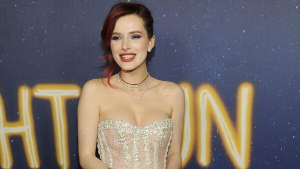 Annabella 'Bella' Thorne, cantante y actriz estadounidense - Sputnik Mundo