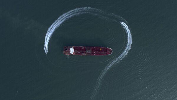Detención del buque petrolero Stena Impero - Sputnik Mundo
