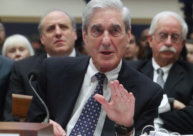 Robert Mueller, exfiscal especial de EEUU