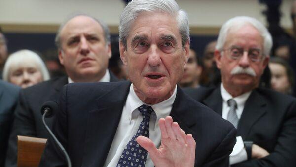 Robert Mueller, exfiscal especial de EEUU - Sputnik Mundo