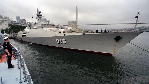 La fragata Kuang Chung de la Armada de Vietnam - Sputnik Mundo
