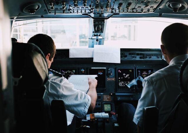 Pilotos (imagen referencial)