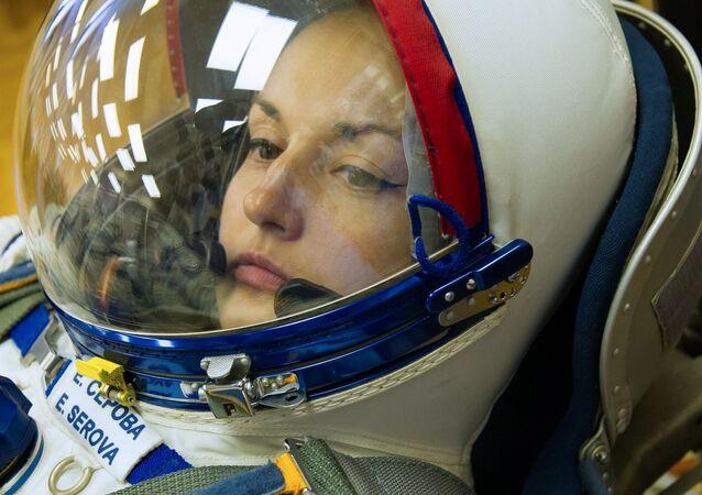 Elena Serova, cosmonauta rusa