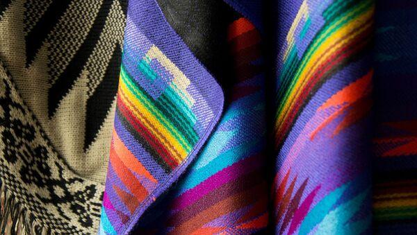trajes típicos andinos - Sputnik Mundo