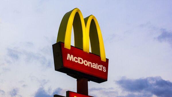 El logo de McDonald's - Sputnik Mundo