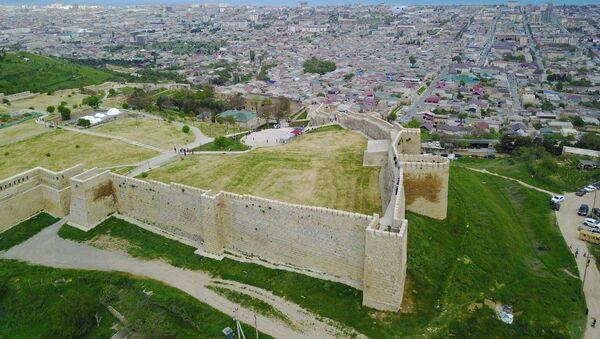 La fortaleza de Narín-Kalá, en Derbent, Daguestán - Sputnik Mundo