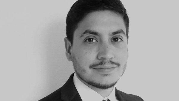 Bloguero: Arturo Gallegos - Sputnik Mundo