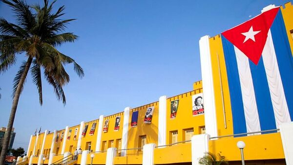 Cuartel Moncada en Santiago de Cuba - Sputnik Mundo