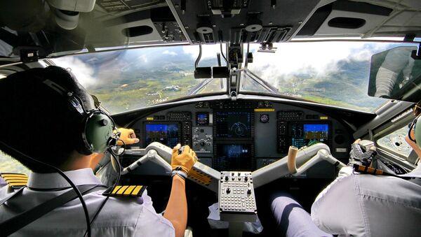 Pilotos (imagen referencial) - Sputnik Mundo