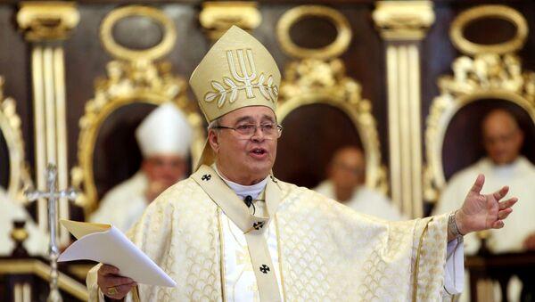 El cardenal Jaime Ortega, Arzobispo Emérito de La Habana - Sputnik Mundo