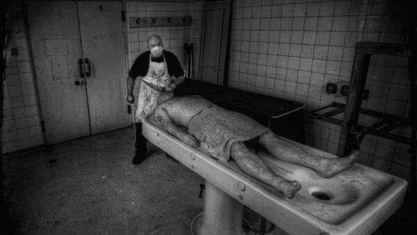 Una morgue - Sputnik Mundo