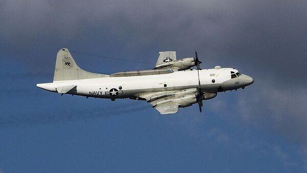 U.S. Navy Lockheed EP-3E - Sputnik Mundo