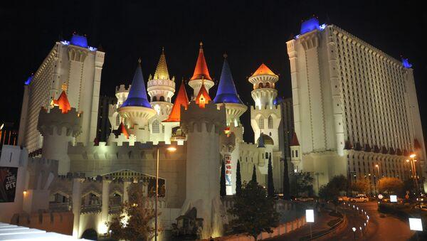 El hotel y casino Excalibur en Las Vegas (EEUU) - Sputnik Mundo