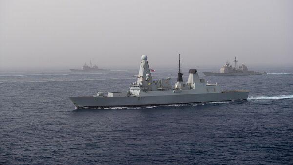 El destructor HMS Duncan - Sputnik Mundo