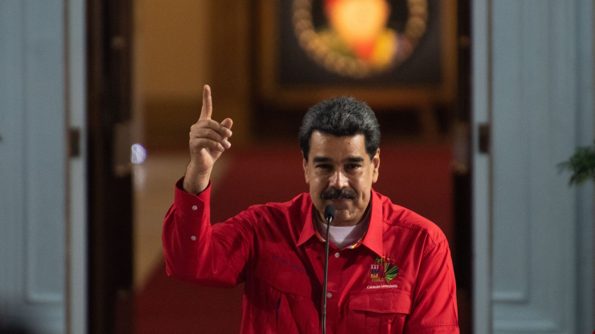 Nicolás Maduro, presidente de Venezuela - Sputnik Mundo, 1920, 11.02.2021