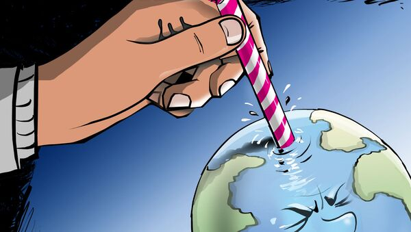 La humanidad se queda sin recursos renovables - Sputnik Mundo