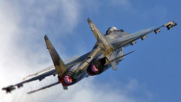 Un Su-35BM - Sputnik Mundo