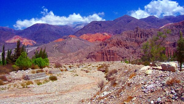 Quebrada de Humahuaca, Jujuy, Argentina - Sputnik Mundo