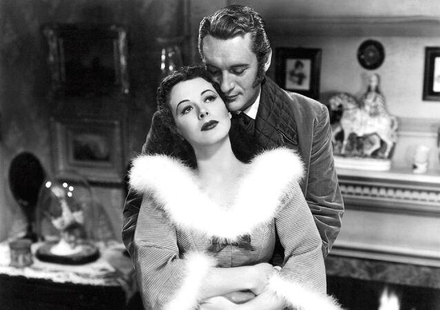 Hedy Lamarr, actriz austriaca que protagonizó el primer orgasmo femenino en el cine