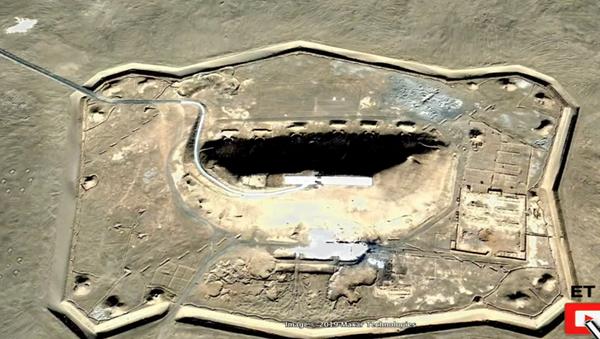 Un aficionado a los ovnis descubre el 'Área 51' china en Google Maps - Sputnik Mundo
